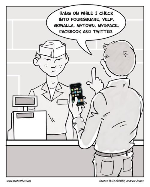 Check-ins