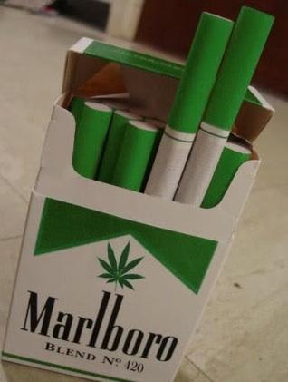 Marlboro-greens